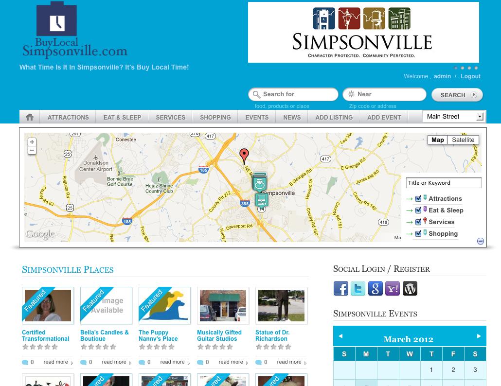 Buy Local Simpsonville